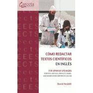 COMO REDACTAR TEXTOS CIENTIFICOS EN INGLES
