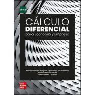 CALCULO DIFERENCIAL PARA ECONOMA Y EMPRESA