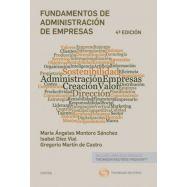 FUNDAMENTOS DE ADMINISTRACION DE EMPRESAS. 4ª Edición 2020
