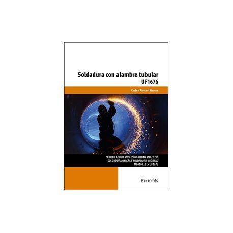 UF1676 - SOLDADURA CON ALAMBRE TUBULAR