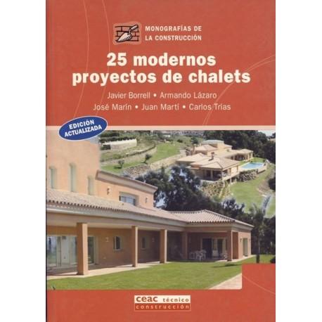 25 MODERNOS PROYECTOS DE CHALETS. (34)