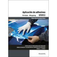 UF0953 - APLICACION DE ADHESIVOS