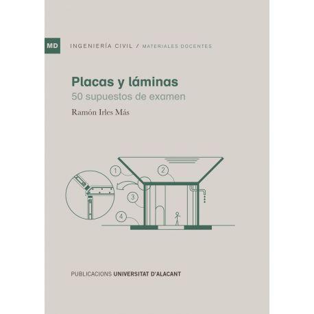 PLACAS Y LÁMINAS. 50 supuestos de examen