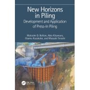 NEW HORIZONS IN PILING. Development and Application of Press-in Piling