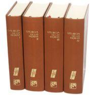 LITURGIA DE LAS HORAS - 4 Tomos ( Edición América Latina)