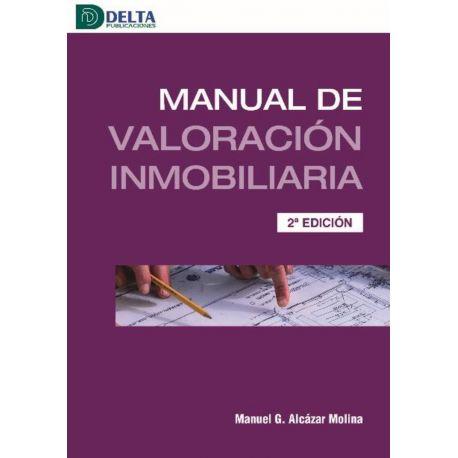 MANUAL DE VALORACION INMOBILIARIA . 2ª Edición