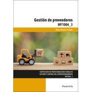 MF1004_3 - GESTIÓN DE PROVEEDORES
