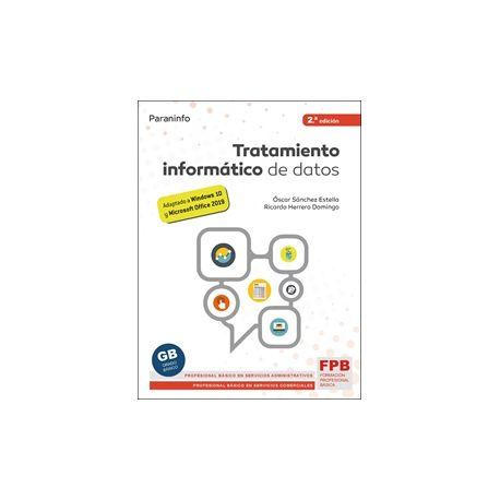 TRATAMIENTO INFORMÁTICO DE DATOS, 2.ª edición 2021