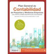 PLAN GENERAL DE CONTABILIDAD DE PEQUEÑAS Y MEDIANAS EMPRESAS. 4.ª edición