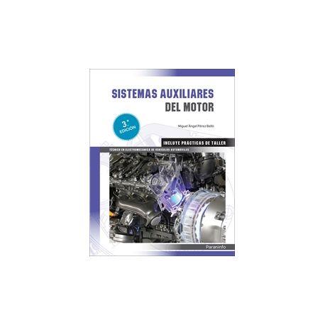 SISTEMAS AUXILIARES DEL MOTOR - 3ª Edición
