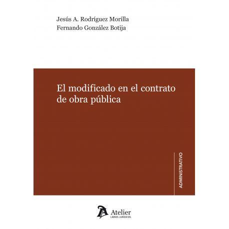 EL MODIFICADO EN EL CONTRATO DE PBRA PUBLICA