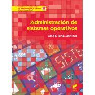 ADMINSITRACION DE SISTEMAS OPERATIVOS