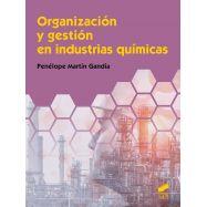 ORGANIZACION Y GESTION EN INDUSTRIAS QUIMICAS
