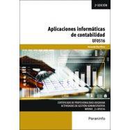 UF0516 - APLICACIONES INFORMÁTICAS DE CONTABILIDAD