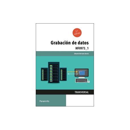 MF0973_1 - GRABACION DE DATOS