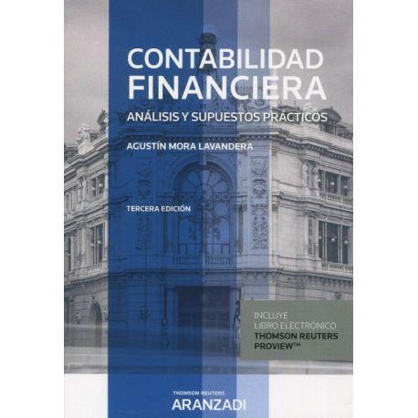 CONTABILIDAD FINANCIERA 2021. Análisis y casos prácticos