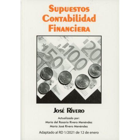 SUPUESTOS DE CONTABILIDAD FINANCIERA 2021