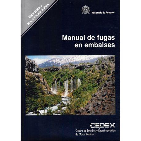 MANUAL DE FUGAS EN EMBALSES