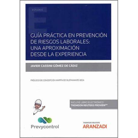 GUIA PRACTICA EN PREVENCION DE RIESGOS LABORALES UNA APROXIMACION DESDE LA EXPERIENCIA
