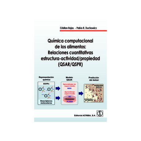 QUIMICA COMPUTACIONAL DE LOS ALIMENTOS: Relaciones cuantitativas estructura-actividad/propiedad (QSAR/QSPR)