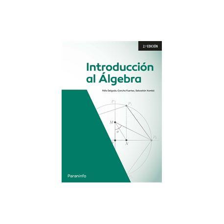 INTRODUCCION AL ALGEBRA. 2ª Edición