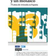 14 PAREJAS Y UN MOSAICO. 75 Años de Vivienda en España