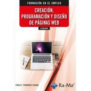 IFCT030PO CREACIÓN, PROGRAMACIÓN Y DISEÑO DE PÁGINAS WEB