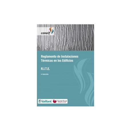REGLAMENTO DE INSTALACIONES TÉRMICAS EN LOS EDIFICIOS R.I.T.E. 4ª Edición