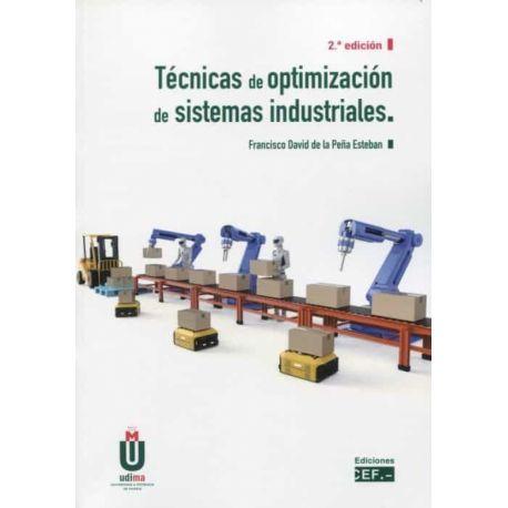 TECNICAS DE OPTIMIZACION DE SISTEMAS INDUSTRIALES