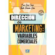DIRECCIÓN DE MARKETING: Variables Comerciales. 2ª Edición