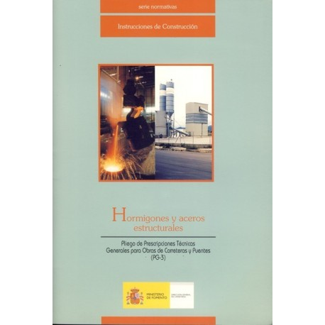 HORMIGONES Y ACEROS ESTRUCTURALES