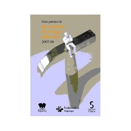 GUIA PARACTICA DE PREVENCION DE RIESGOS LABORALES- 2009