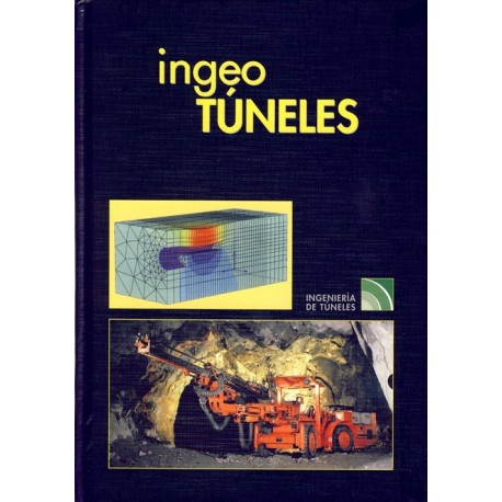 INGEO TUNELES- Volumen 6 (Incluye CD)