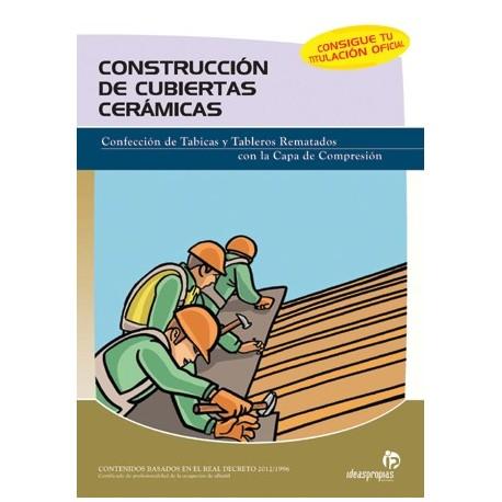 CONSTRUCCION DE CUBIERTAS CERAMICAS
