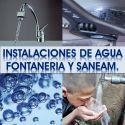 Instalaciones de Agua - Fontanería y Saneamiento