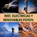 Instalaciones eléctricas y renovables fotovoltaicas