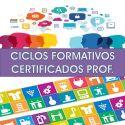 CICLOS FORMATIVOS - CERTIFICADOS DE PROFESIONALIDAD