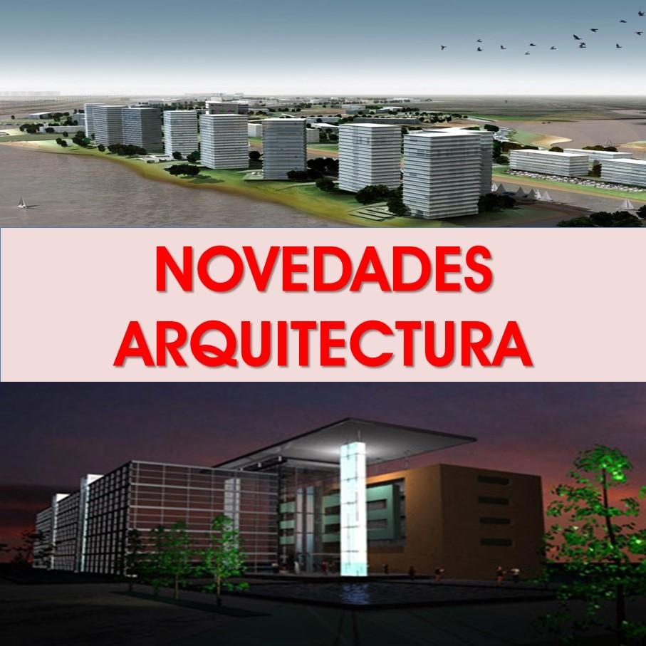 Novedades Arquitectura