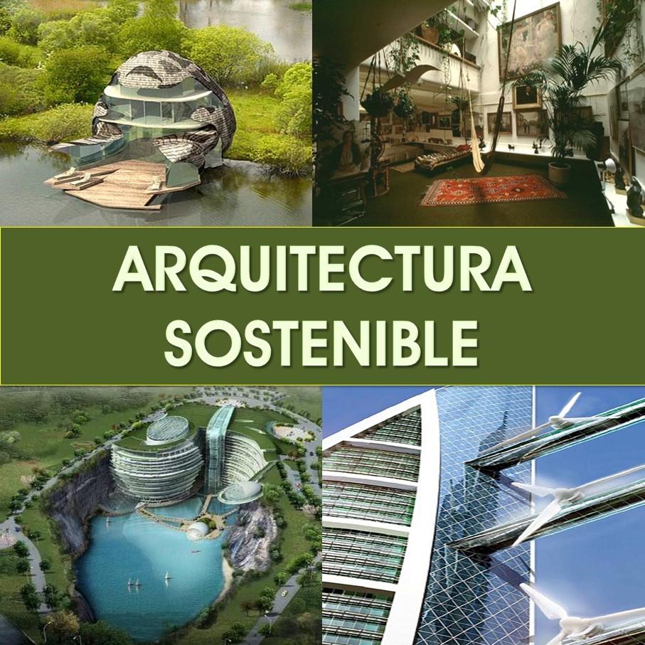 Arquitectura sostenbile