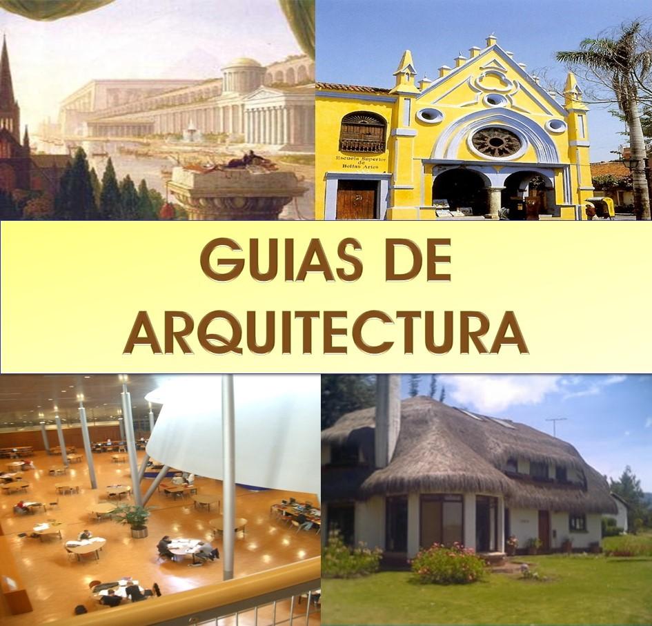 Guías de Arquitectura