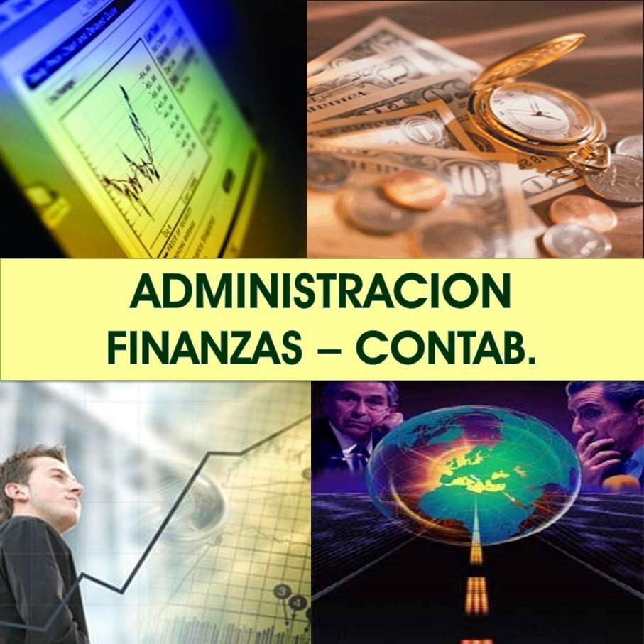 Administración, Finanzas y Contabilidad