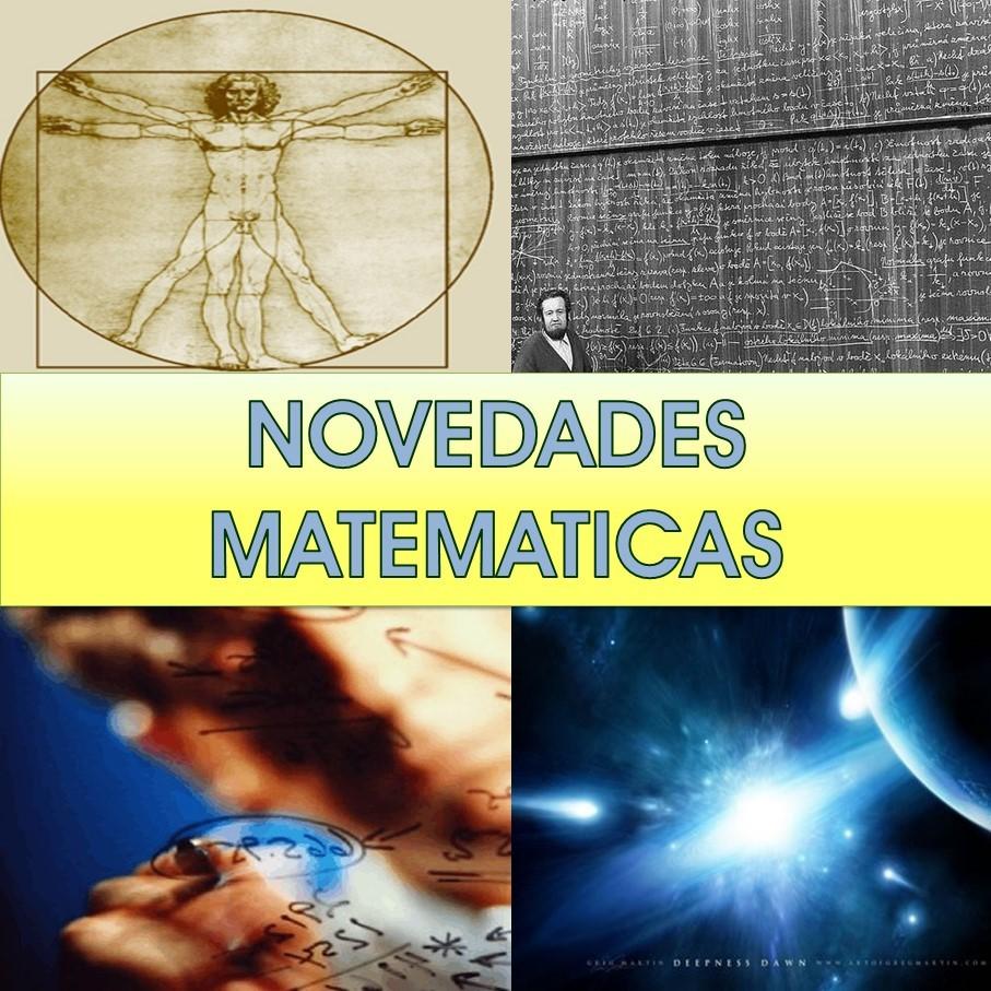 Novedades Matemáticas