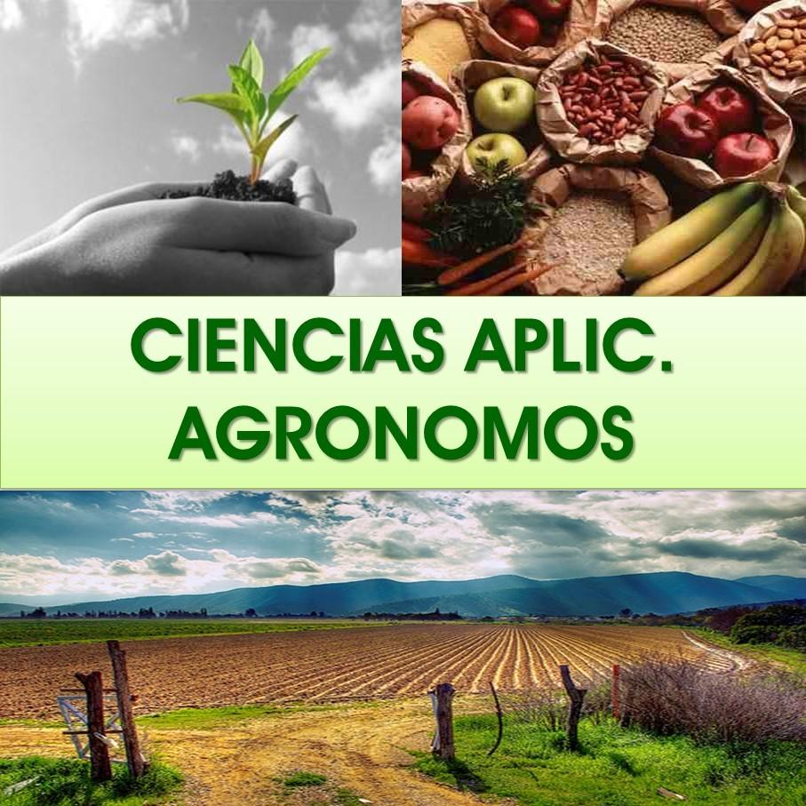 Agrónomos-Agricultura - Forestales