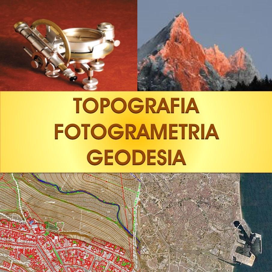 Topografía - Fotogrametría - Geodesia