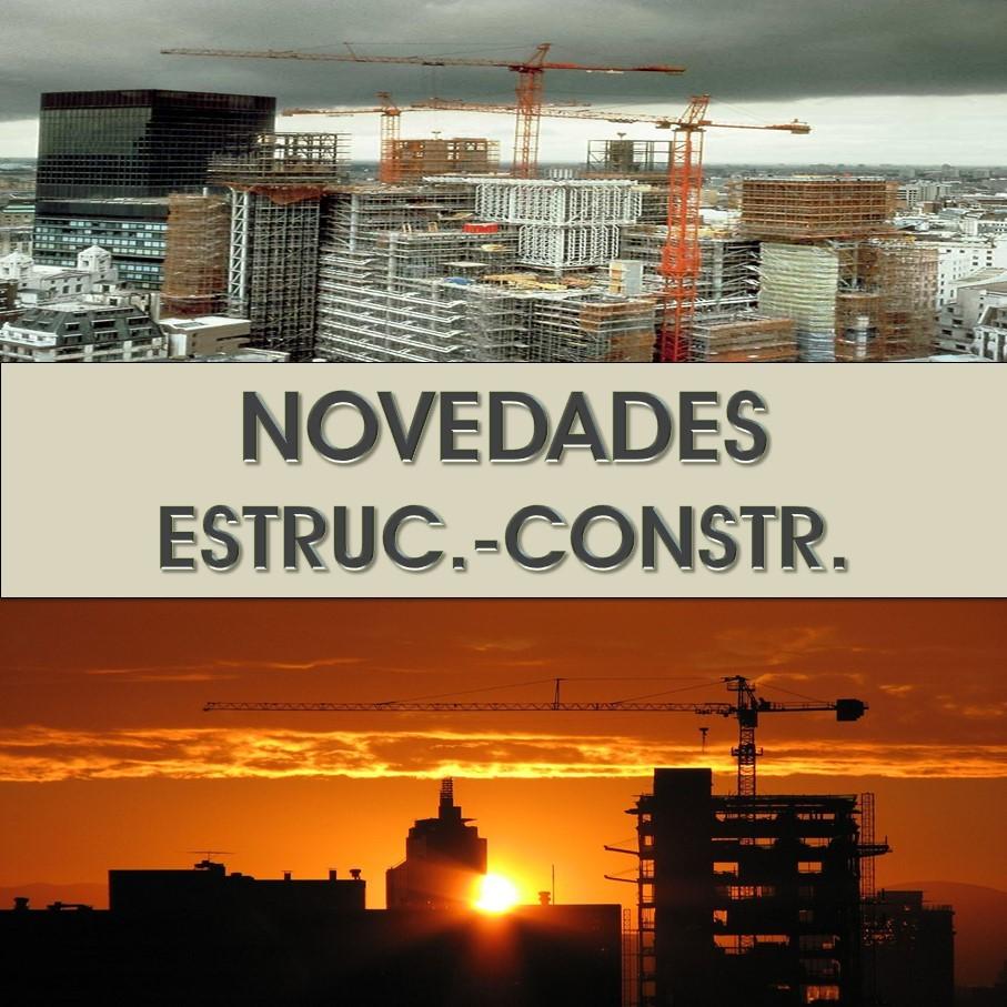Novedades Estructuras-Construccion