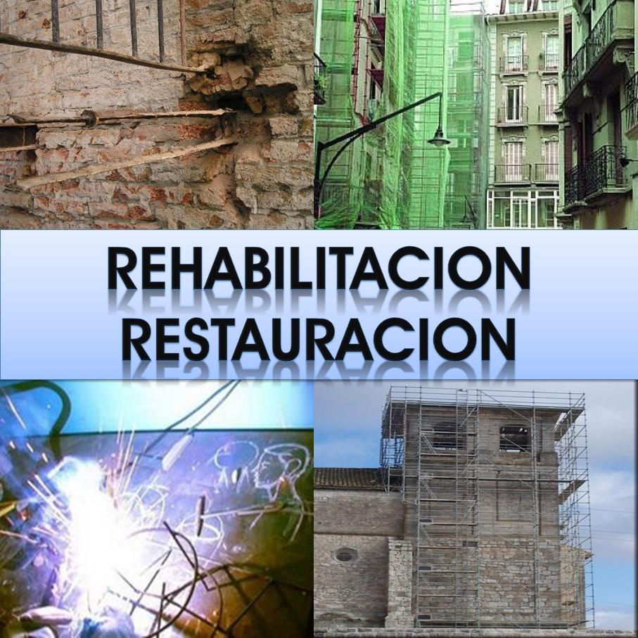 rehabilitacion y restauracion