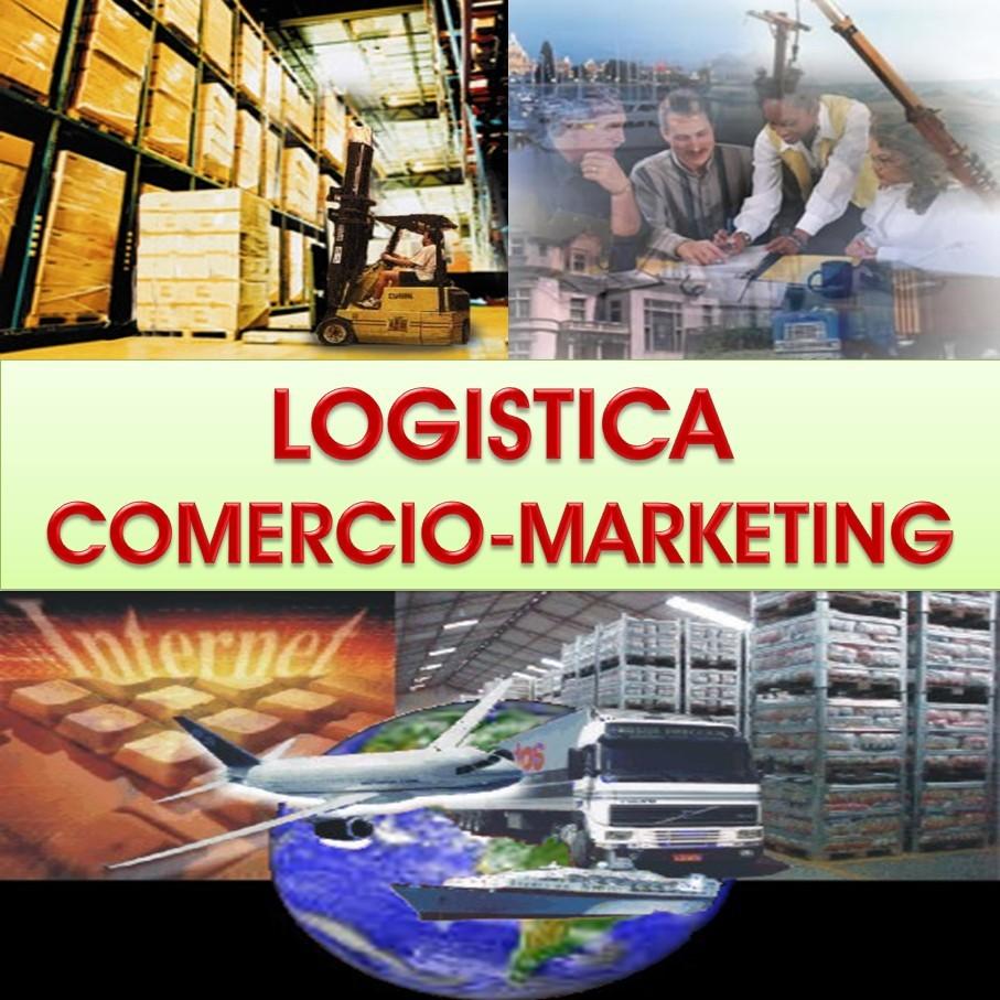 Logística (Gestión de Almacenes), Comercio y Marketing
