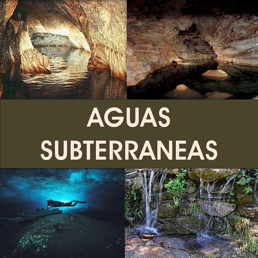 Águas subterráneas